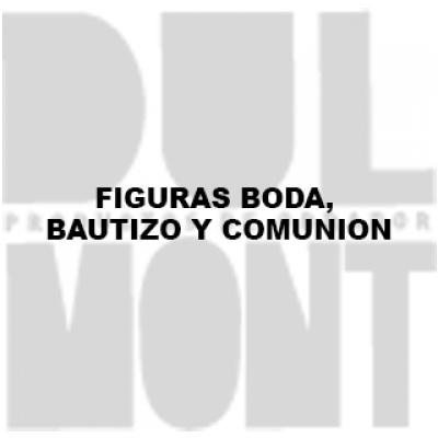 FIGURAS BODA, BAUTIZO Y COMUNION